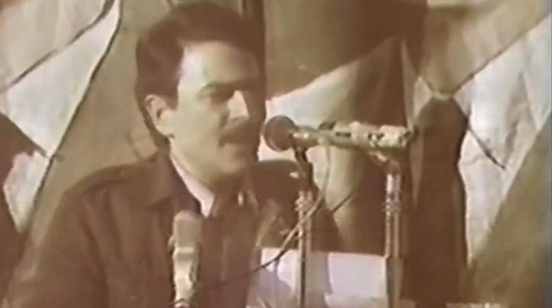 آینده انقلاب سخنرانی مسعود رجوی در دانشگاه تهران در بهمن 1358