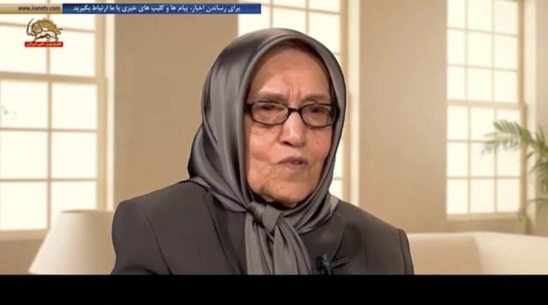 گفتگو با عزیز مادر رضایی های شهید و خواهر مجاهد فاطمه رضایی قسمت اول - #قیام_تا_پیروزی #سال_سرنگونی
