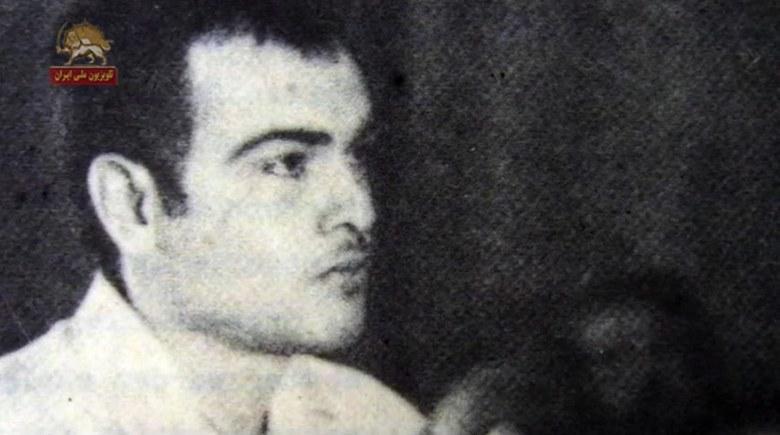 به یاد گلسرخ انقلاب مجاهد قهرمان مهدی رضایی