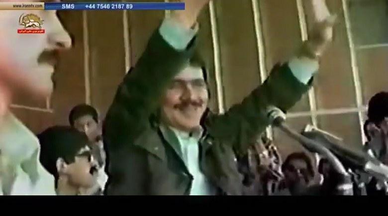 اعتراف پاسدار سعید قاسمی، سرچماقدار لباس شخصی های خامنه ای به محبوبیت مسعود رجوی در بین مردم و جوانا