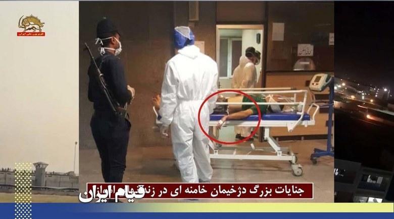 جنایات بزرگ دژخیمان خامنه ای در زندانهای اهواز