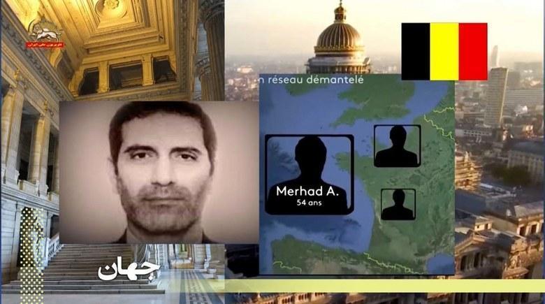 محاکمه اسدالله اسدی دیپلمات تروریست رژیم از روز چهارشنبه ۲۵ تیر در بلژیک آغاز میشود