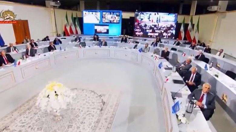 سیزدهمین گزارش اجلاس شورای مقاومت ایران سخنان اعضا و متحدان شورا